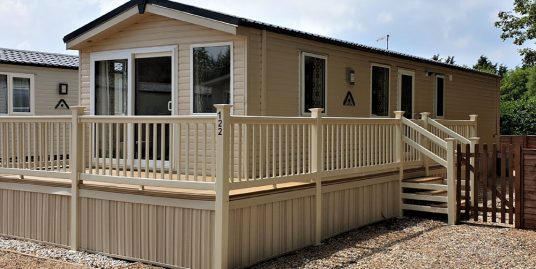 Atlas Onyx Holiday Home – Pre-owned